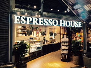 Espresso House Sello