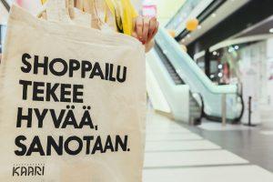 Kaari_shoppailu slogan 0817